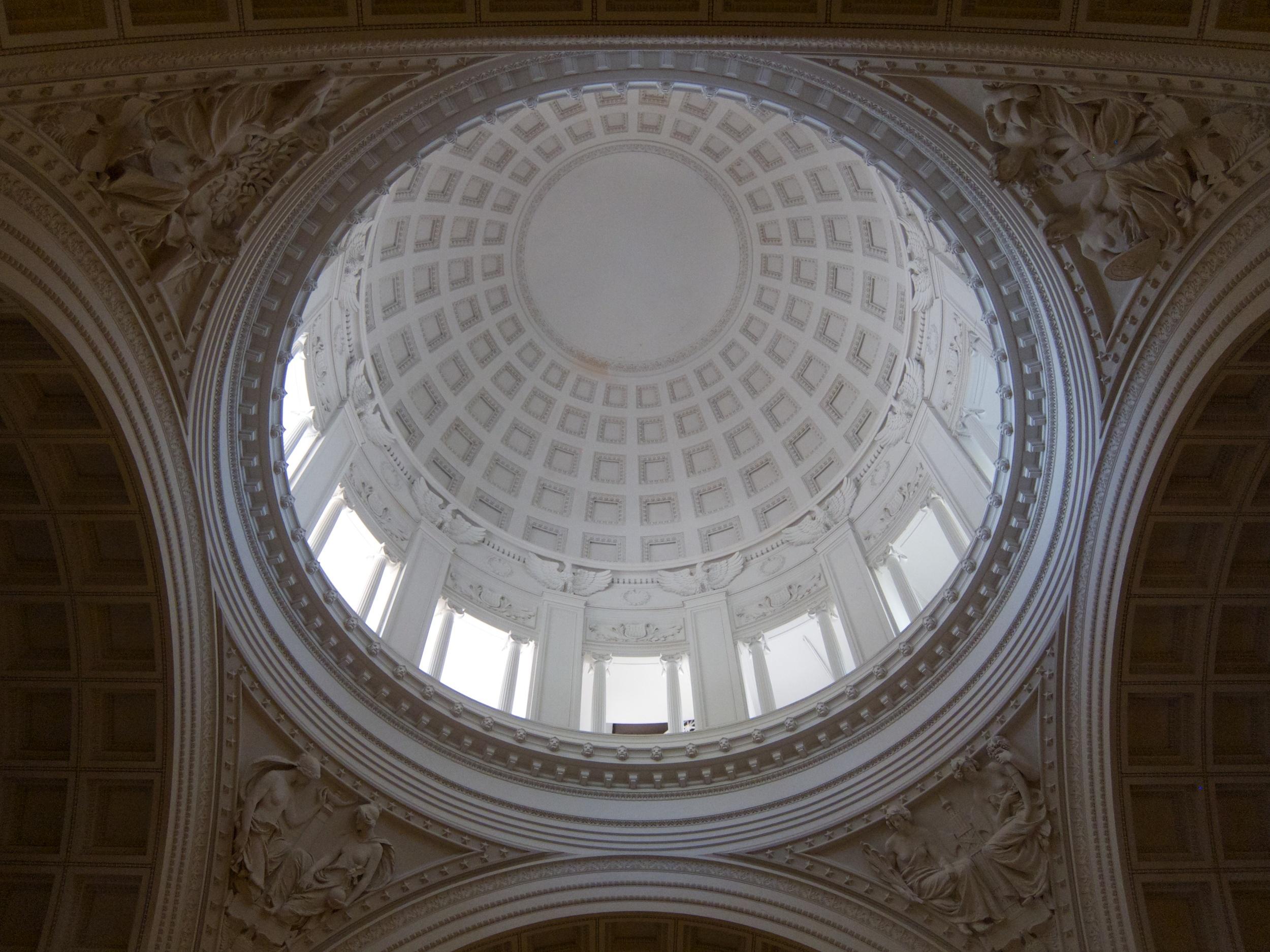 Rotunda, General Grant National Memorial,  photo  by briYZZ /  CC BY