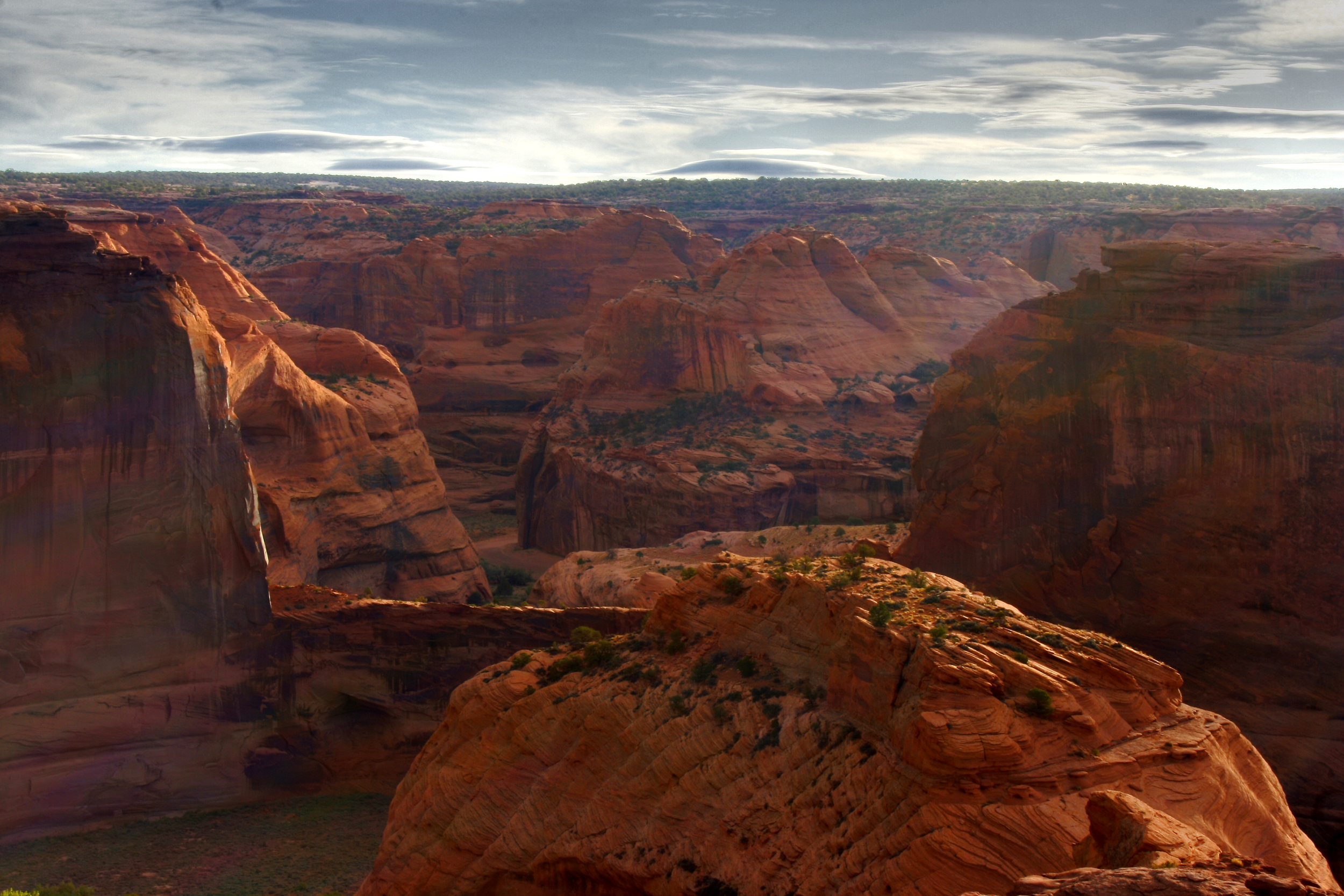 Canyon de Chelly,  photo  by mark byzewski /  CC BY