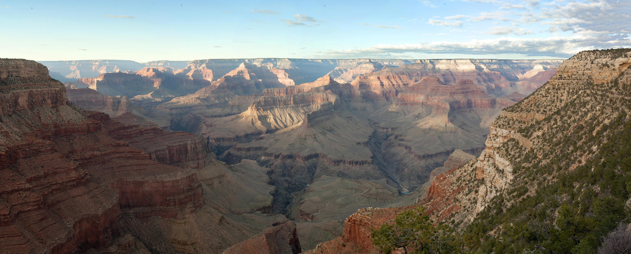 View from Hermits Rest, Grand Canyon National Park,  photo  by Grand Canyon National Park /  CC BY