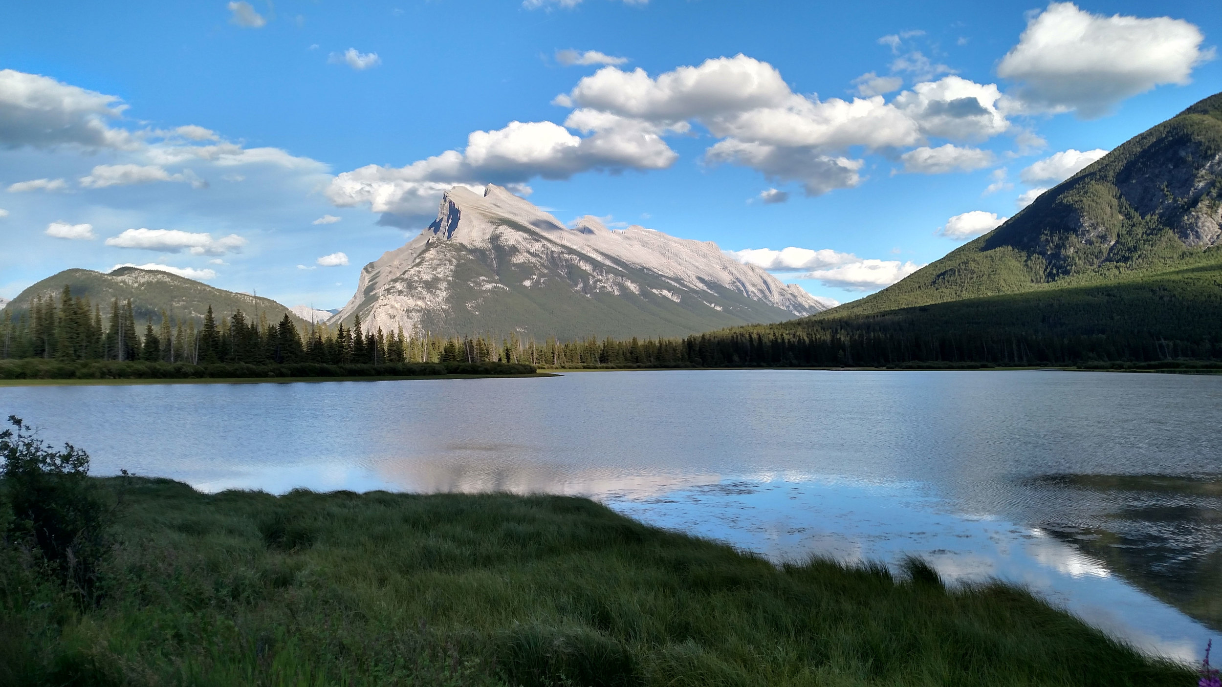 Dylan Emmons, Vermillion Lakes Viewpoint