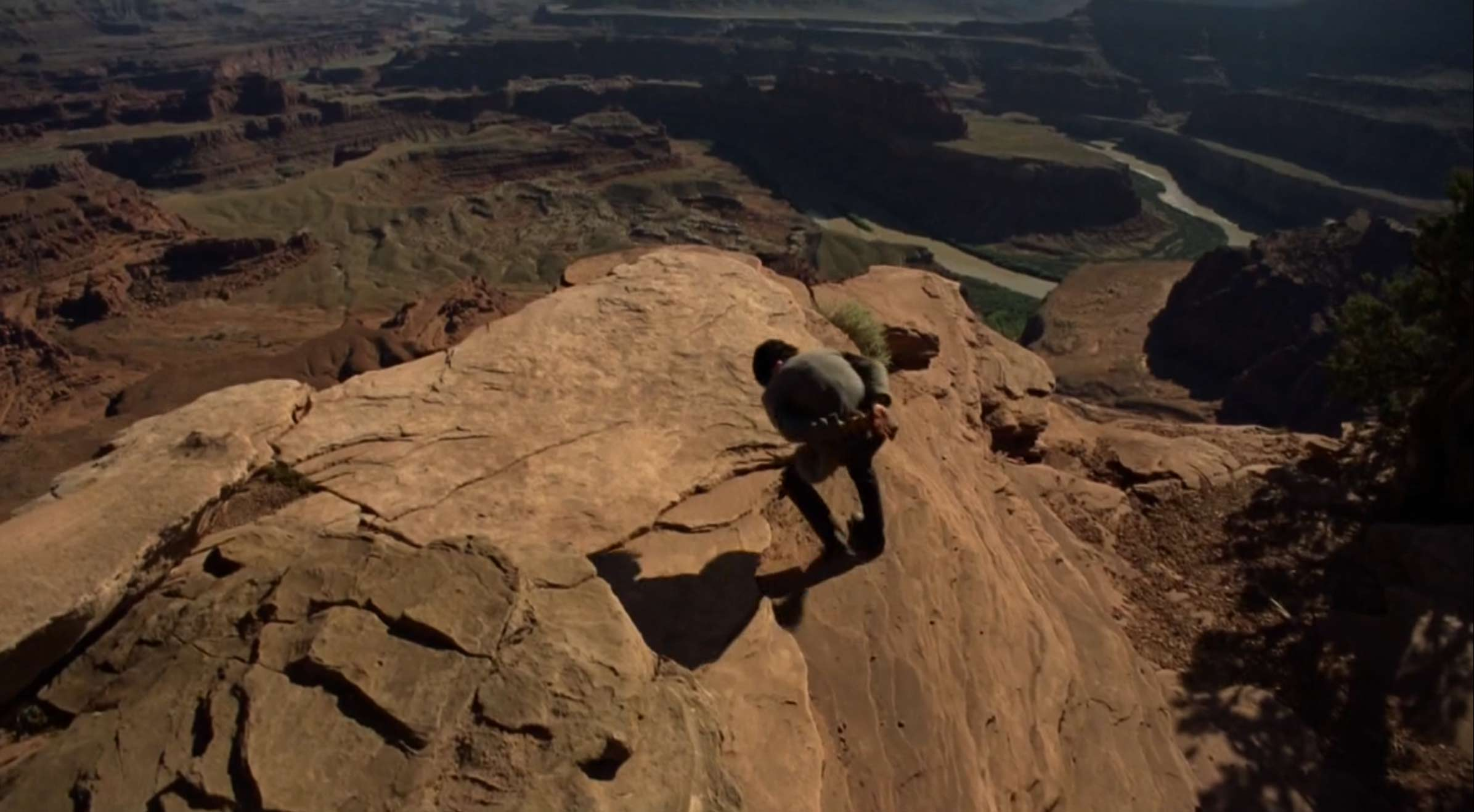 Dead Horse Point State Park, courtesy of HBO.