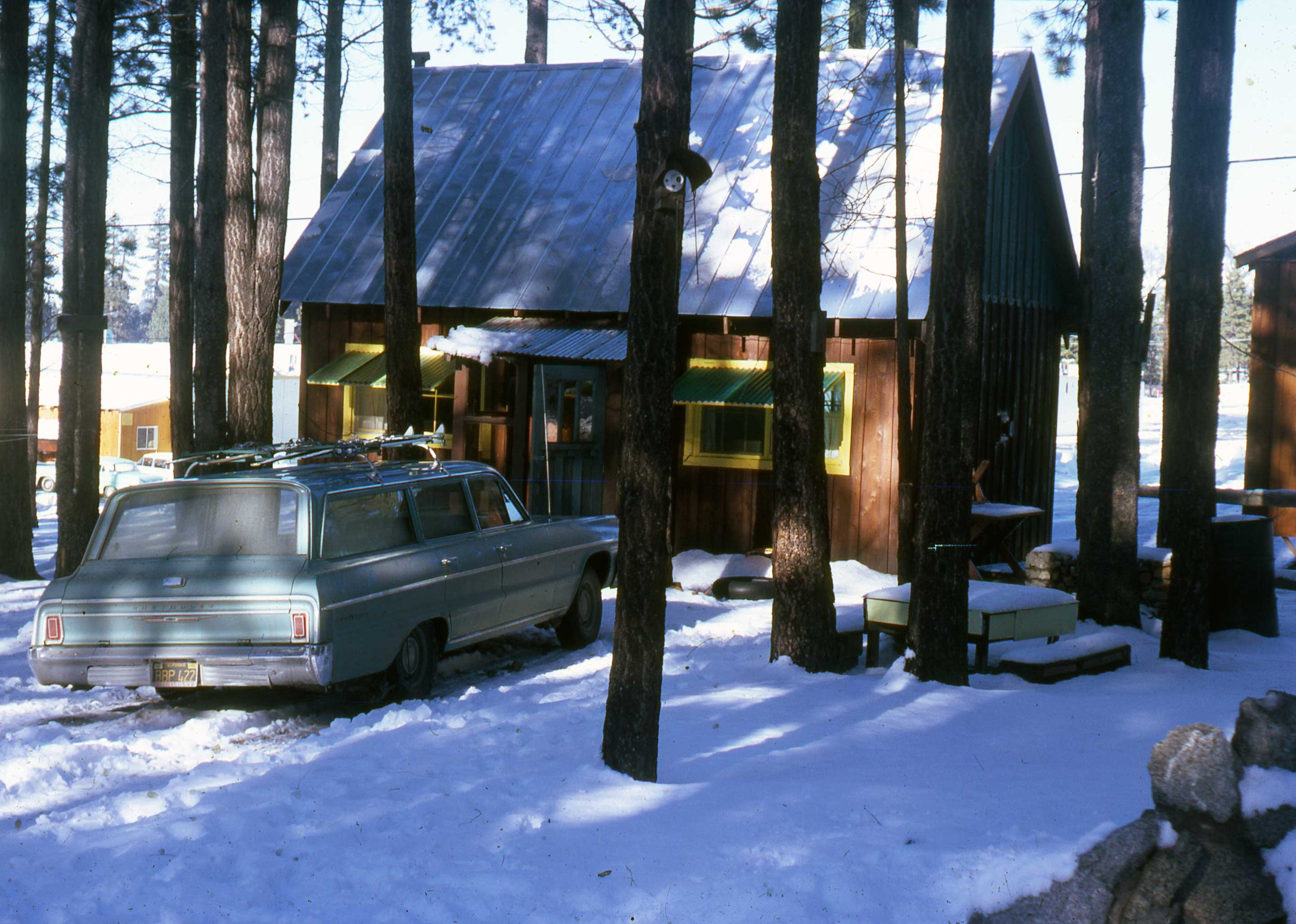 Below Freezing Tahoe