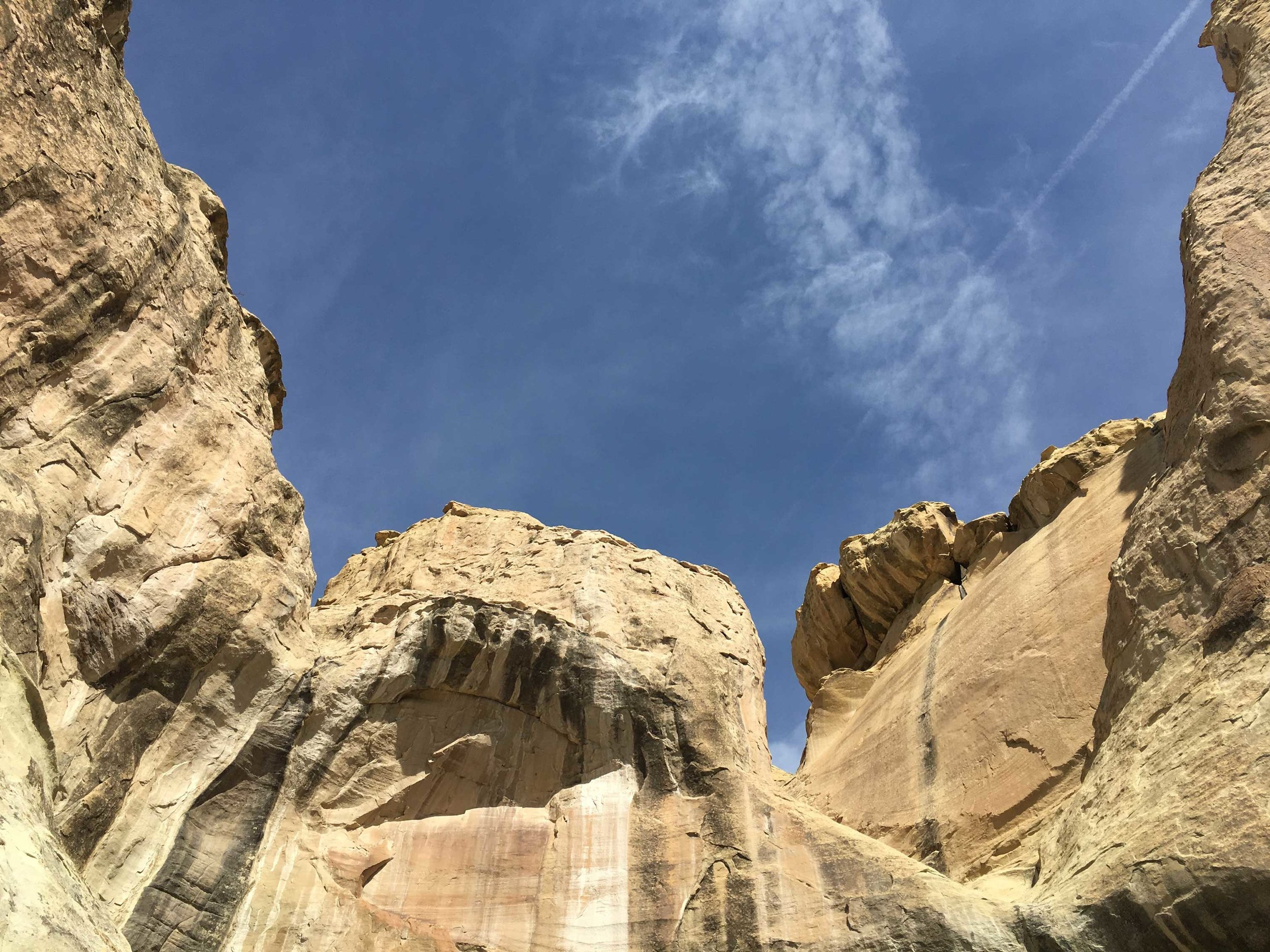 El Morro National Monument, photo by Derek Wright.