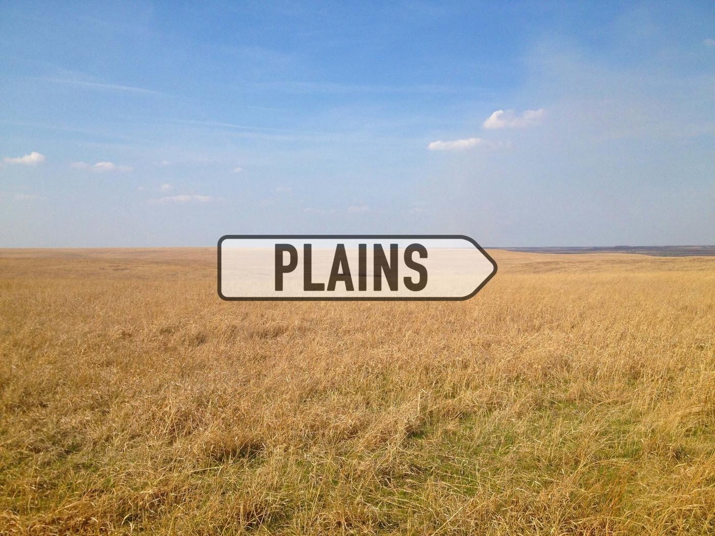 Copy of Plains