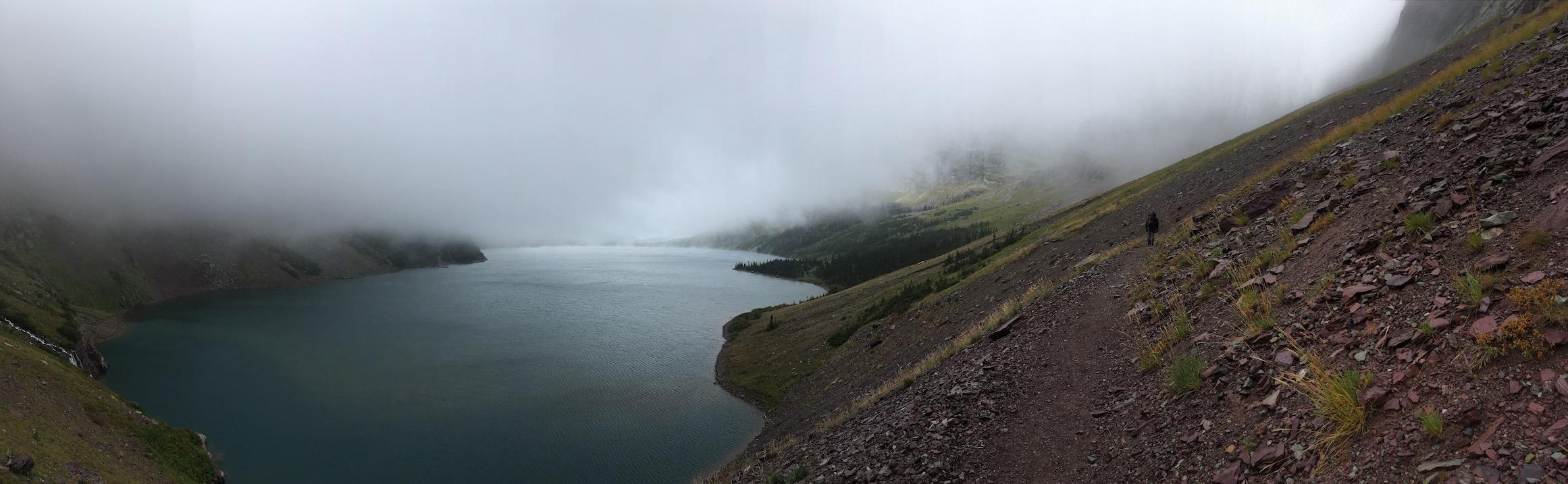 Photo of Glacier National Park, by Rachel Attias.