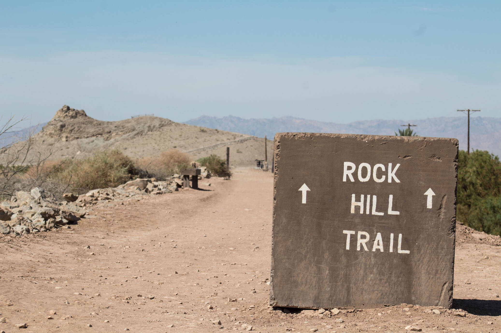 It's a climb but it's totally worth it!