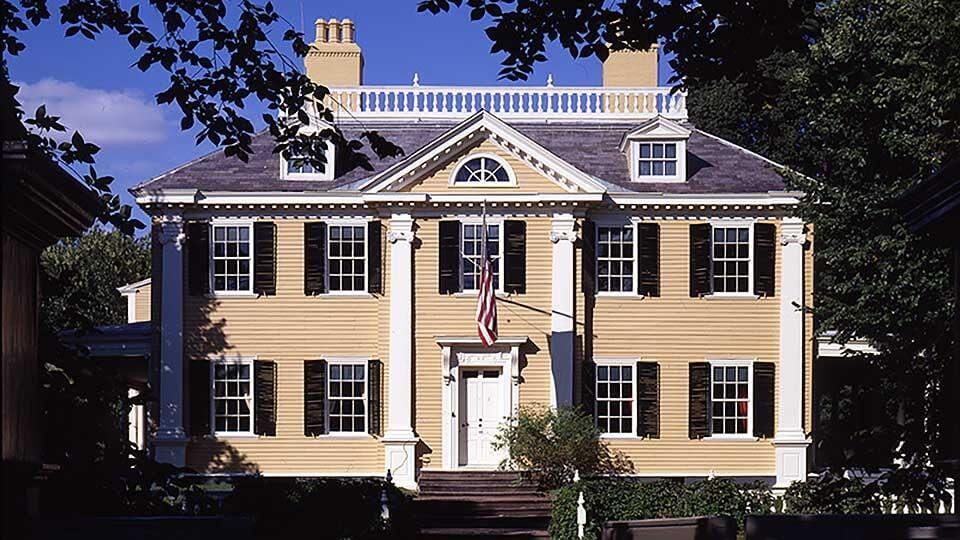 Longfellow House–Washington's Headquarters National Historic Site