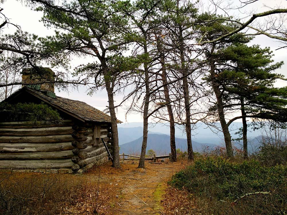 Blue Ridge November