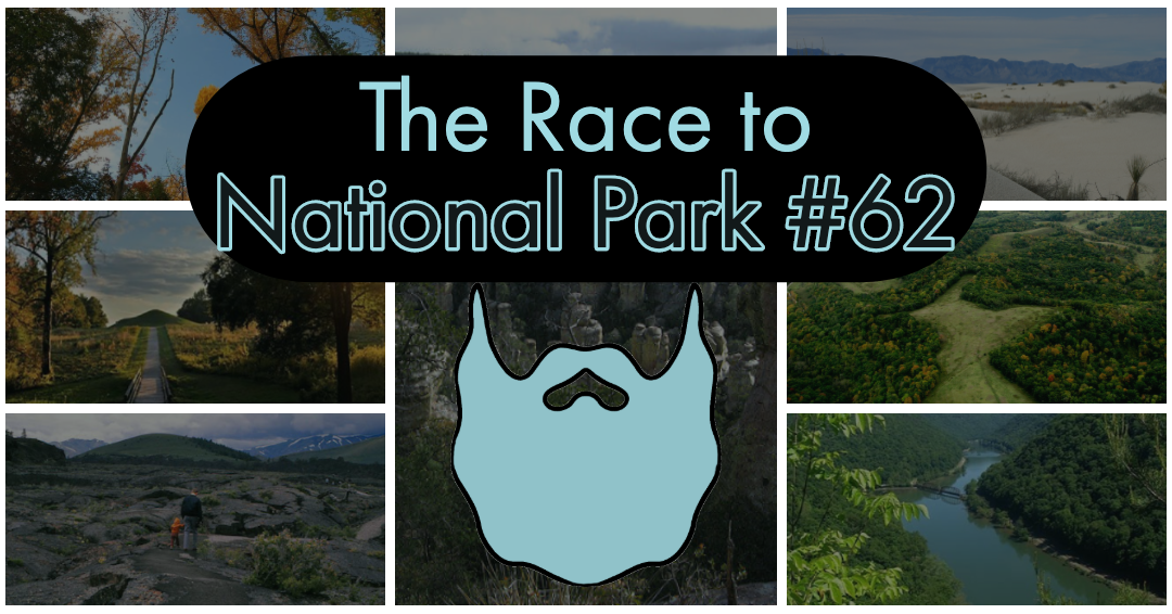 The Race to National Park 62