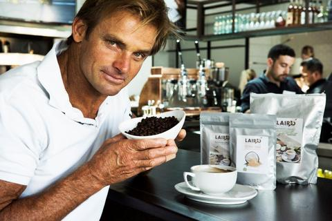 Laird Hamiliton is an extreme athlete, big wave surfer, model, fitness guru, and coffee connoisseur. He pioneered many big wave techniques and is world renown for his epic surfing endeavors.  READ FULL BIO HERE