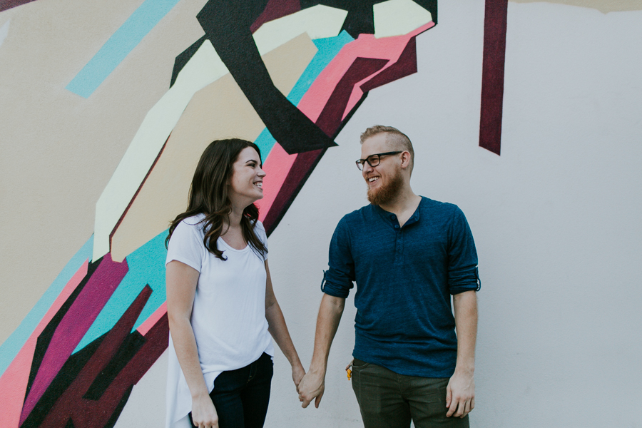 St Pete Murals Engagement Session Daddy Kool Hyppo -16.jpg