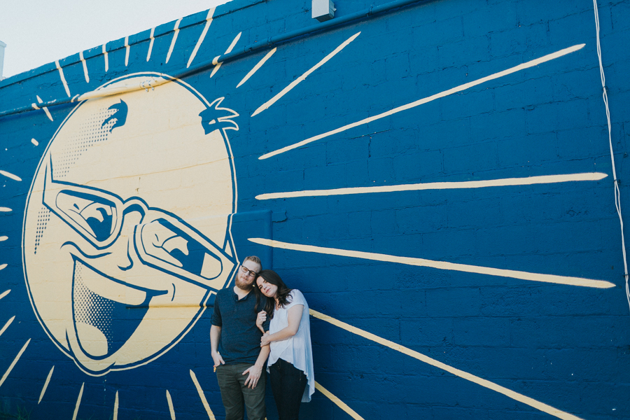 St Pete Murals Engagement Session Daddy Kool Hyppo -21.jpg