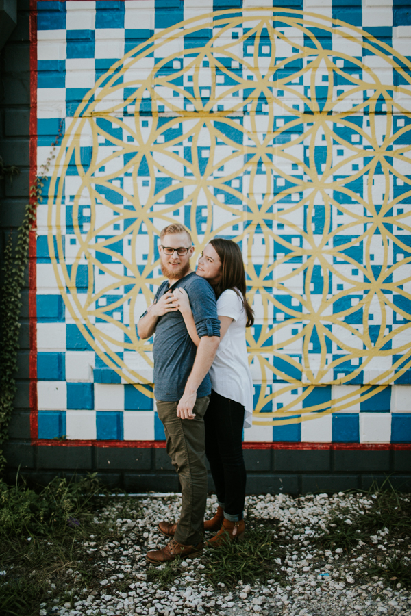 St Pete Murals Engagement Session Daddy Kool Hyppo -29.jpg