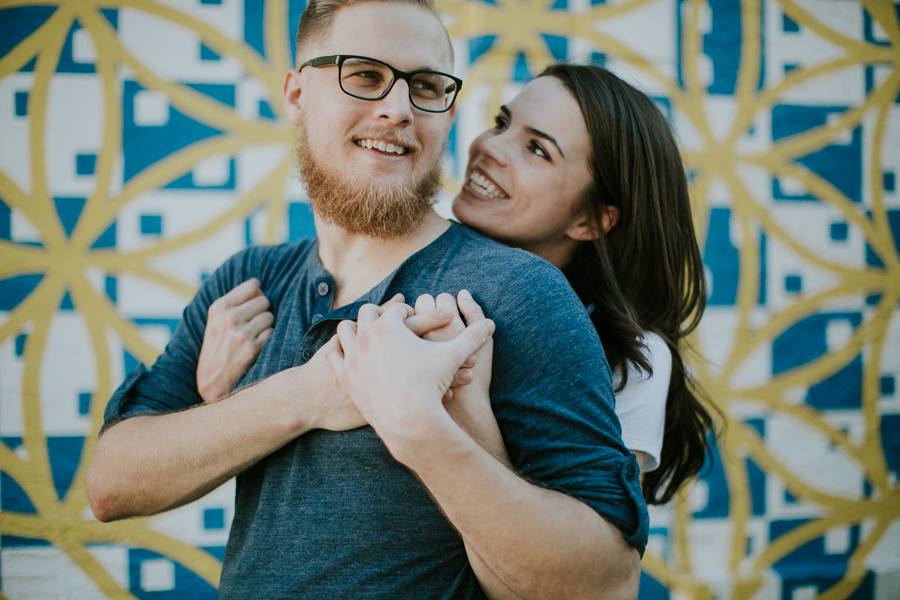 St Pete Murals Engagement Session Daddy Kool Hyppo -30.jpg