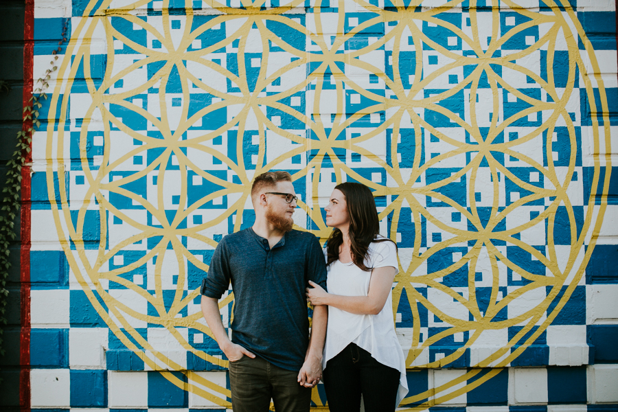 St Pete Murals Engagement Session Daddy Kool Hyppo -33.jpg