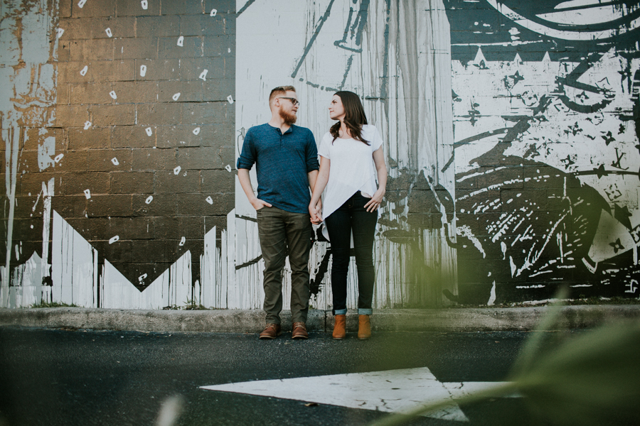 St Pete Murals Engagement Session Daddy Kool Hyppo -49.jpg
