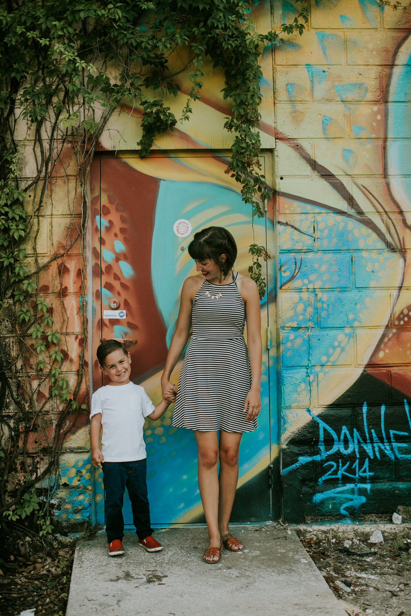 Downtown St Pete Family Session Murals10.JPG