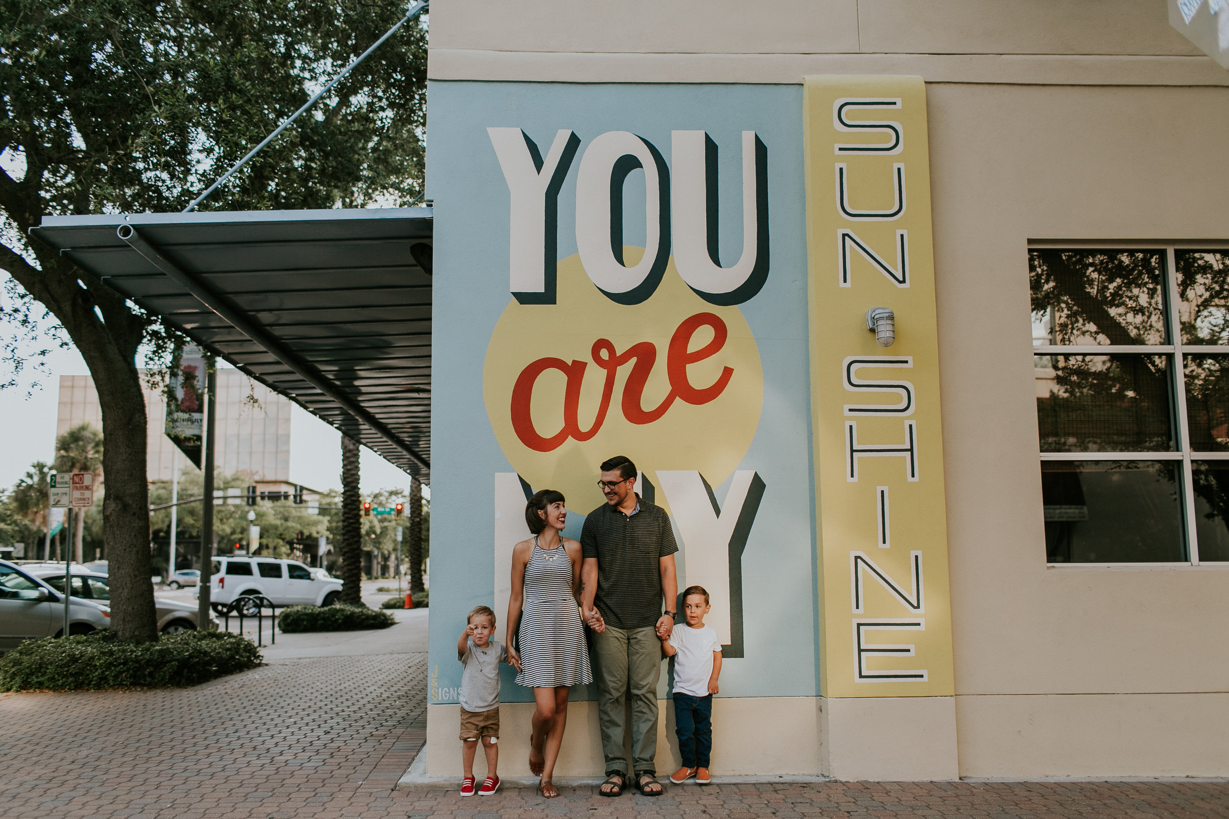 Downtown St Pete Family Session Murals19.JPG