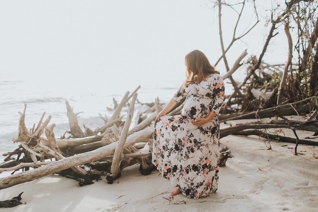 longboat key floral maternity session at beer can island moody_05.jpg