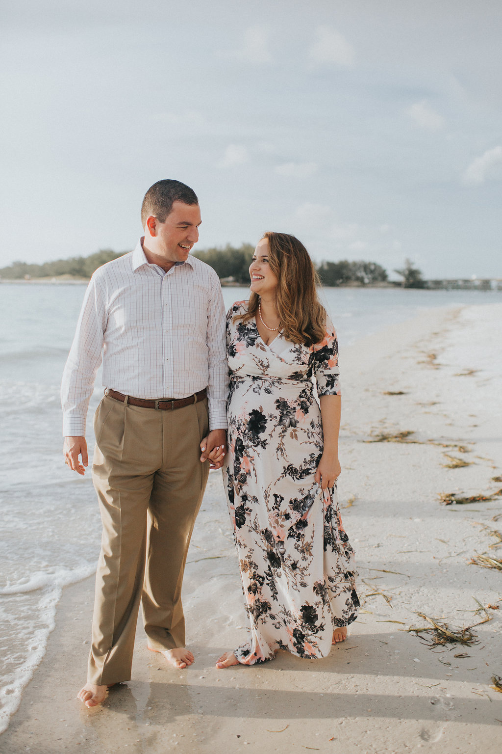 longboat key floral maternity session at beer can island moody_09.jpg