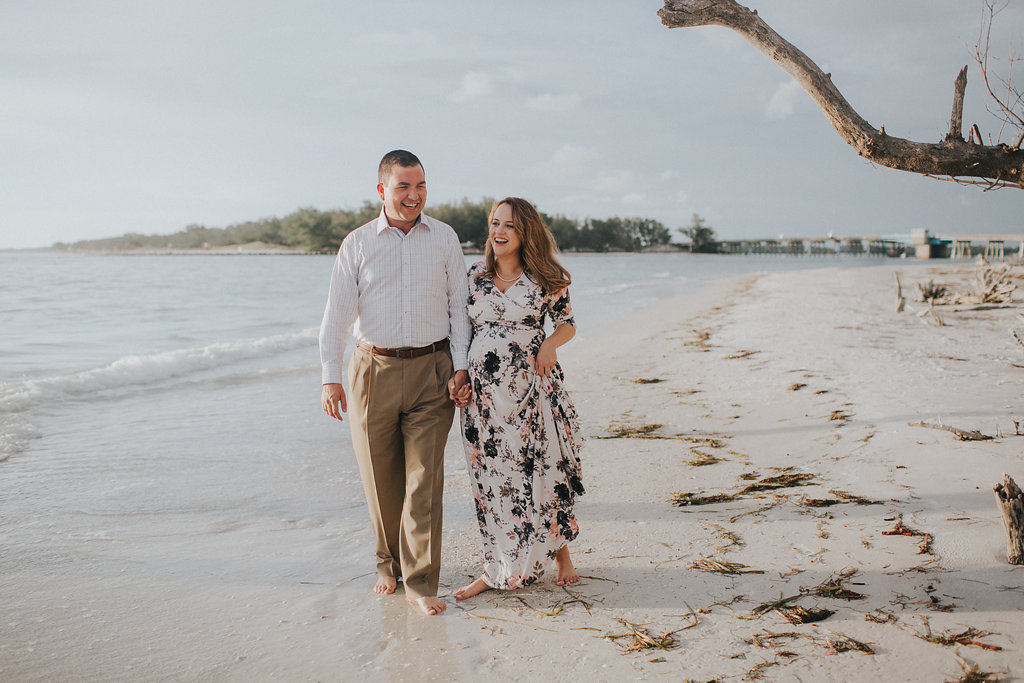 longboat key floral maternity session at beer can island moody_11.jpg