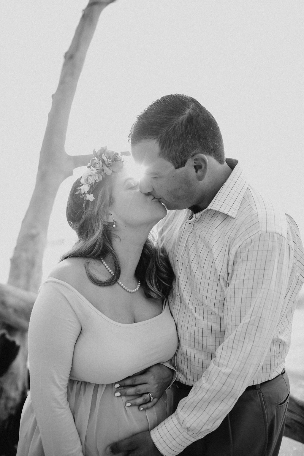 longboat key floral maternity session at beer can island moody_28.jpg