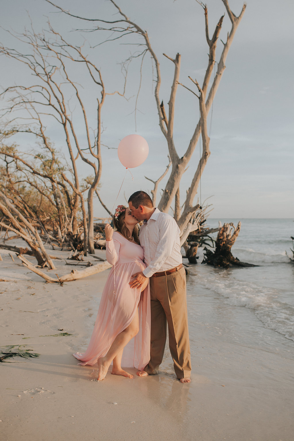 longboat key floral maternity session at beer can island moody_29.jpg