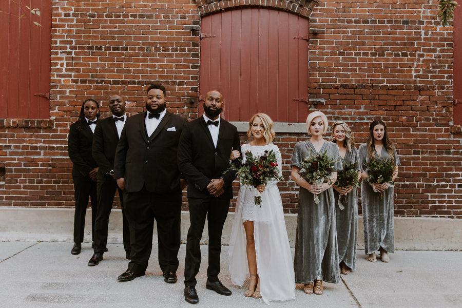 Sam & Craig CL Space Ybor Industrial Wedding -41.jpg