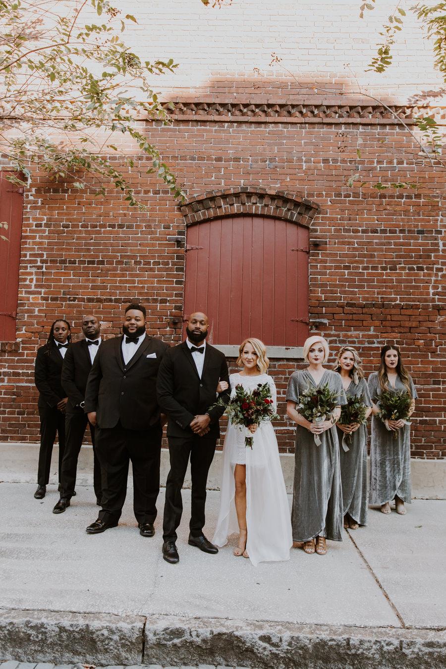 Sam & Craig CL Space Ybor Industrial Wedding -42.jpg