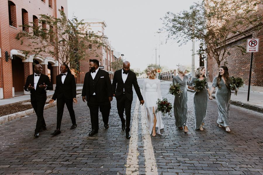 Sam & Craig CL Space Ybor Industrial Wedding -54.jpg