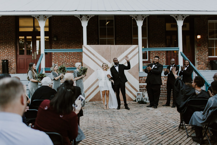 Sam & Craig CL Space Ybor Industrial Wedding -92.jpg