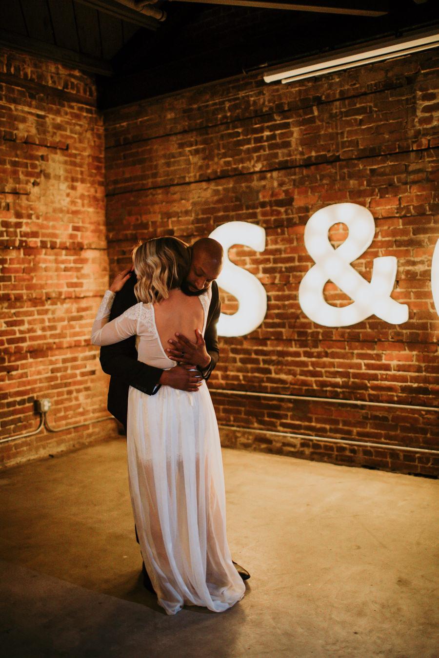 Sam & Craig CL Space Ybor Industrial Wedding -128.jpg