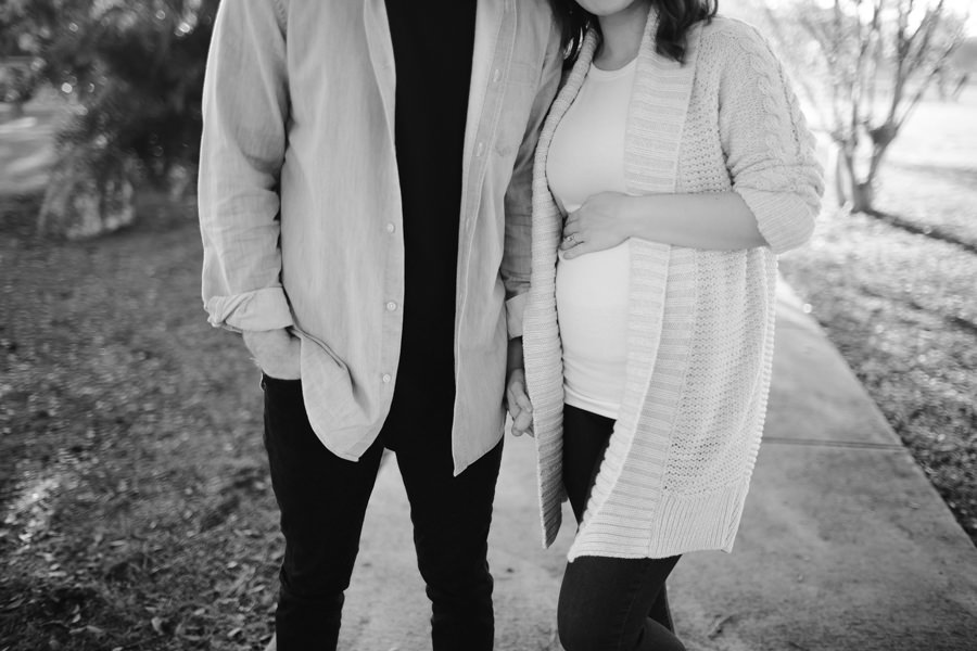 Seminole Tampa Heights Maternity session Locale Church -3.jpg