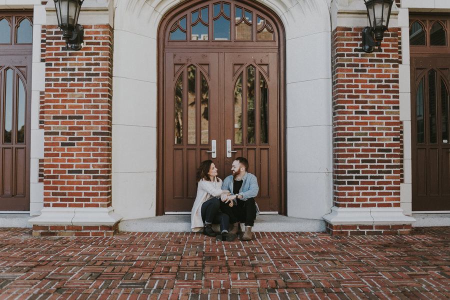 Seminole Tampa Heights Maternity session Locale Church -11.jpg