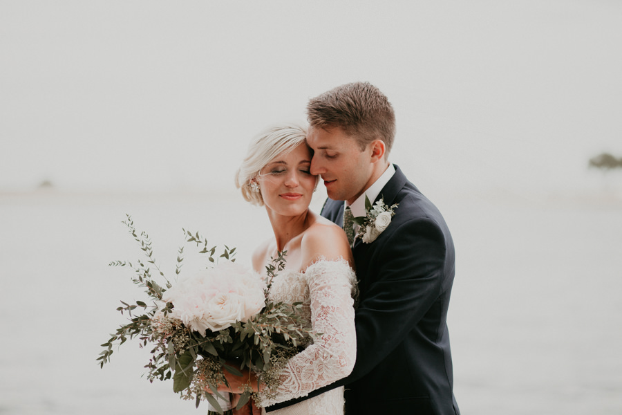 Neely rose gold boho wedding in st pete vinoy A and be Miami first baptist of st pete park shore grill Tampa Wedding Photographer -5.jpg