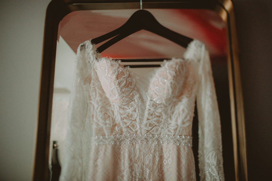 Neely rose gold boho wedding in st pete vinoy A and be Miami first baptist of st pete park shore grill Tampa Wedding Photographer -16.jpg