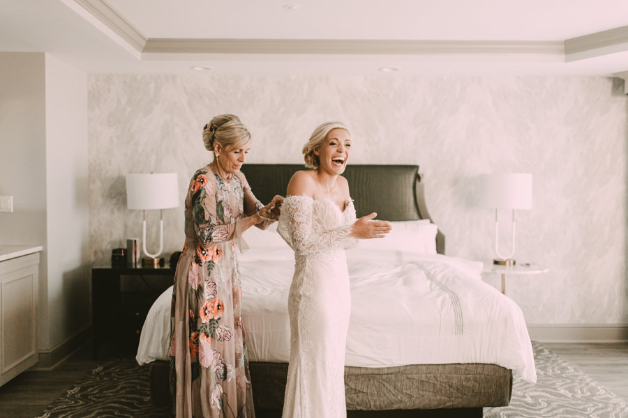 Neely rose gold boho wedding in st pete vinoy A and be Miami first baptist of st pete park shore grill Tampa Wedding Photographer -36.jpg