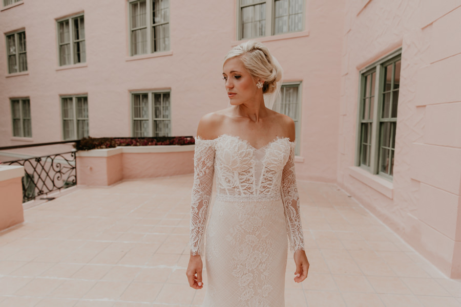 Neely rose gold boho wedding in st pete vinoy A and be Miami first baptist of st pete park shore grill Tampa Wedding Photographer -63.jpg