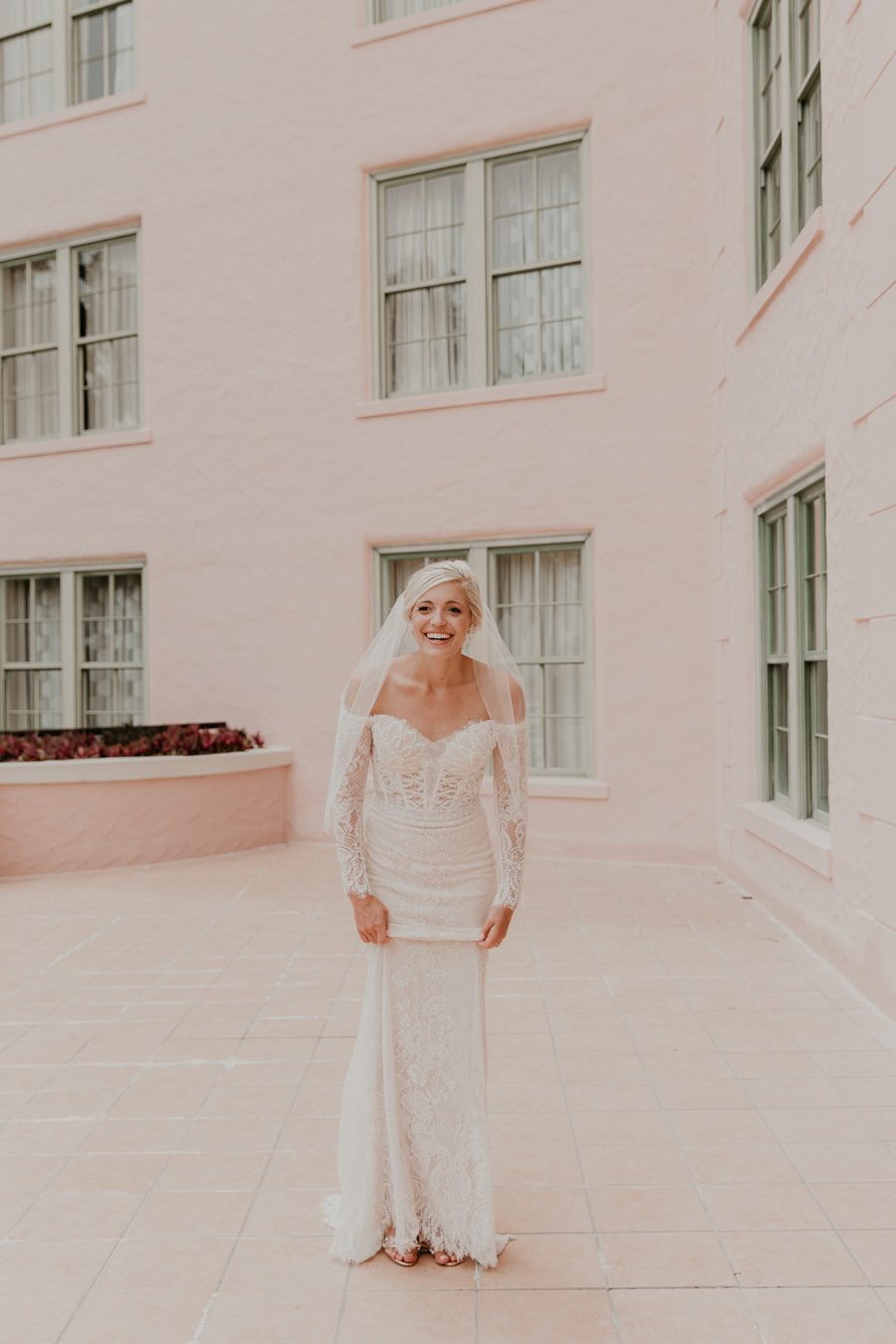 Neely rose gold boho wedding in st pete vinoy A and be Miami first baptist of st pete park shore grill Tampa Wedding Photographer -65.jpg