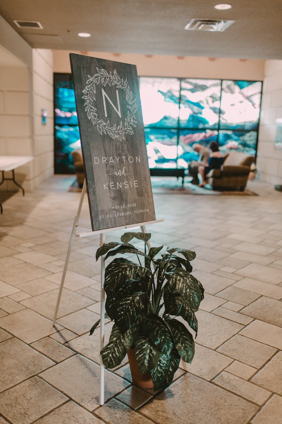 Neely rose gold boho wedding in st pete vinoy A and be Miami first baptist of st pete park shore grill Tampa Wedding Photographer -69.jpg