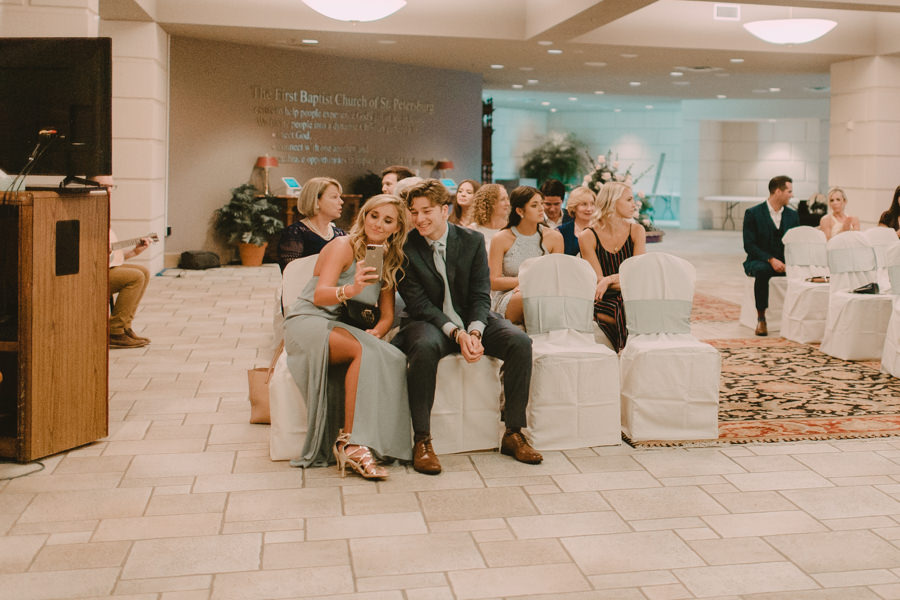 Neely rose gold boho wedding in st pete vinoy A and be Miami first baptist of st pete park shore grill Tampa Wedding Photographer -72.jpg