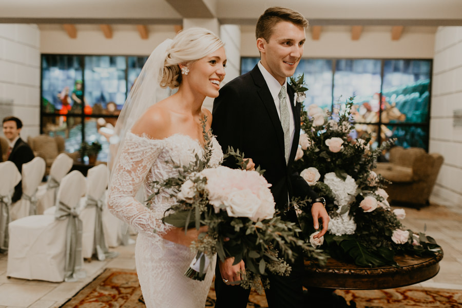 Neely rose gold boho wedding in st pete vinoy A and be Miami first baptist of st pete park shore grill Tampa Wedding Photographer -91.jpg