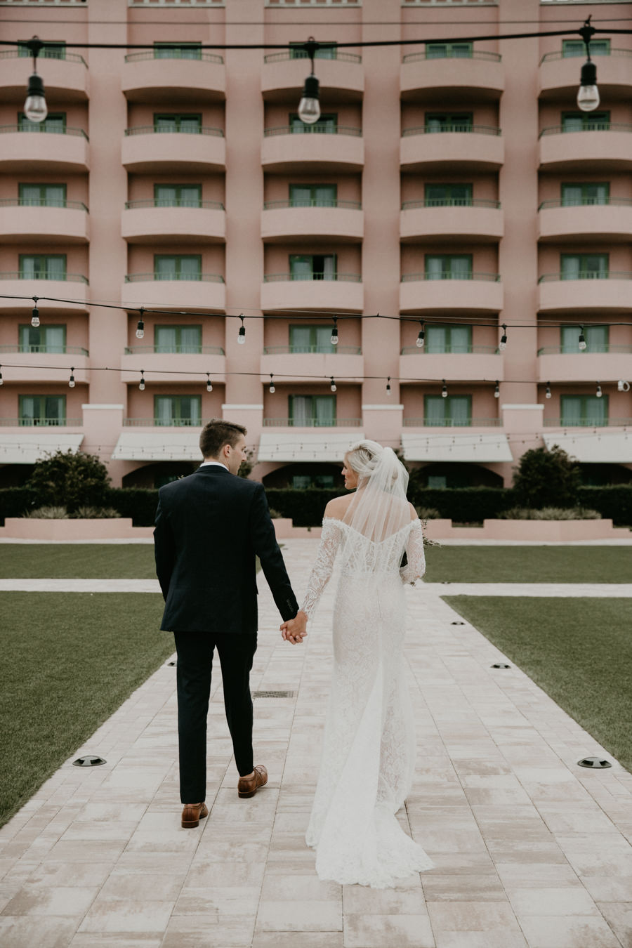 Neely rose gold boho wedding in st pete vinoy A and be Miami first baptist of st pete park shore grill Tampa Wedding Photographer -104.jpg