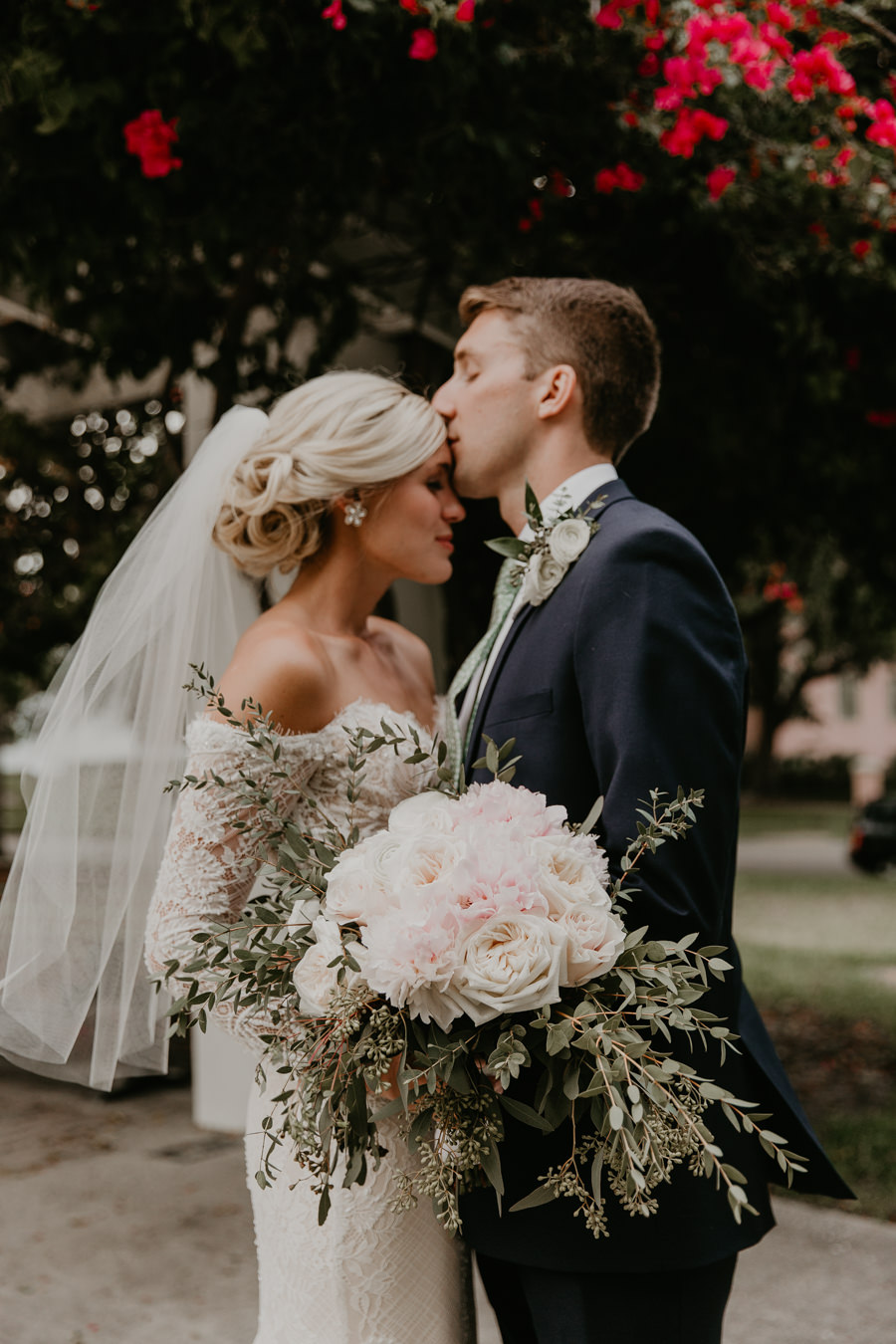 Neely rose gold boho wedding in st pete vinoy A and be Miami first baptist of st pete park shore grill Tampa Wedding Photographer -134.jpg