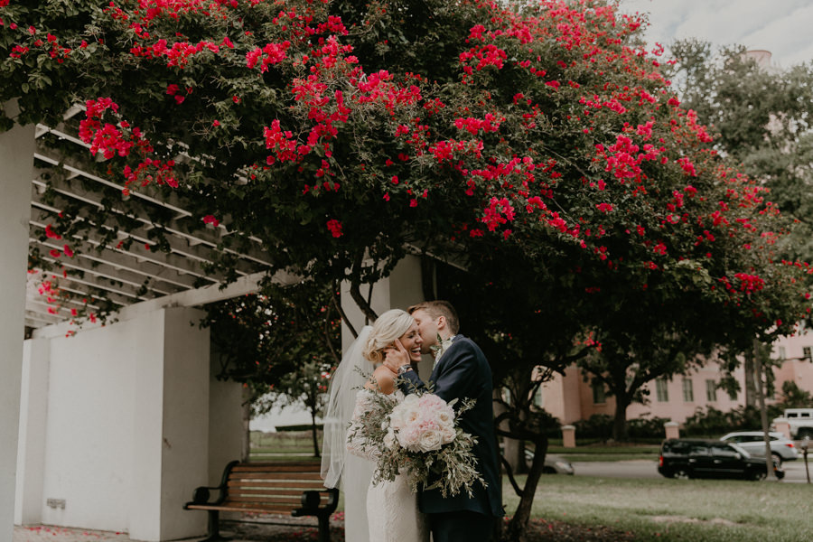 Neely rose gold boho wedding in st pete vinoy A and be Miami first baptist of st pete park shore grill Tampa Wedding Photographer -136.jpg