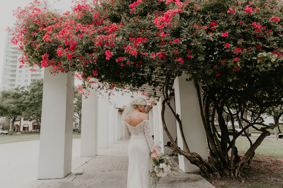 Neely rose gold boho wedding in st pete vinoy A and be Miami first baptist of st pete park shore grill Tampa Wedding Photographer -143.jpg
