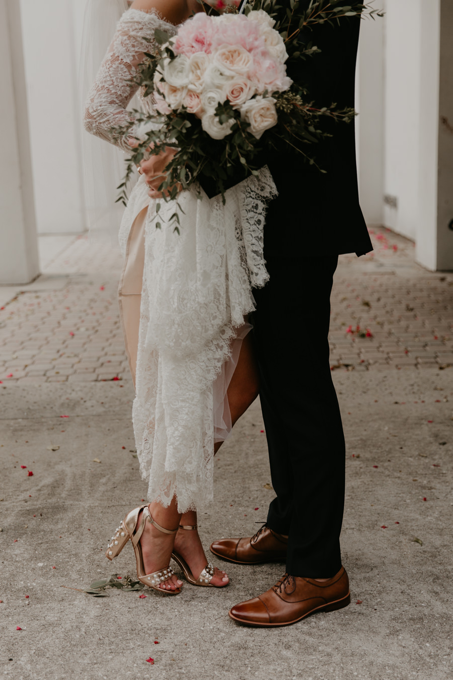 Neely rose gold boho wedding in st pete vinoy A and be Miami first baptist of st pete park shore grill Tampa Wedding Photographer -144.jpg