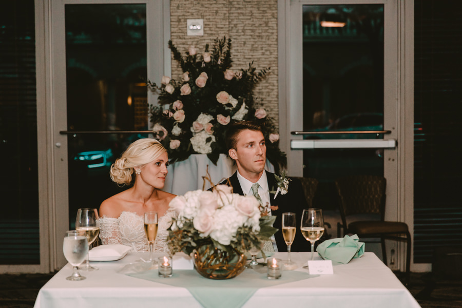 Neely rose gold boho wedding in st pete vinoy A and be Miami first baptist of st pete park shore grill Tampa Wedding Photographer -155.jpg