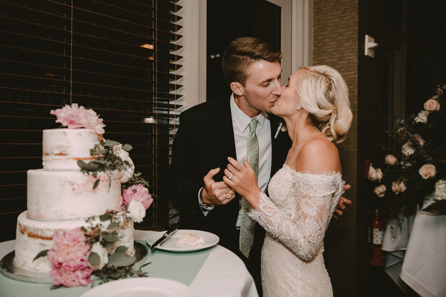 Neely rose gold boho wedding in st pete vinoy A and be Miami first baptist of st pete park shore grill Tampa Wedding Photographer -161.jpg