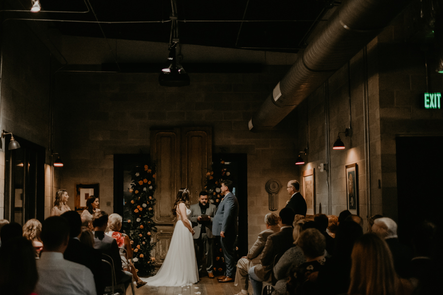 Stephanie And Kent Bailey Tampa Florida Romantic Wedding At Coppertail Brewery in Ybor Florist Fire BHLDN Mis En Place Ibex String Quartet Let Them Eat Cake -1.jpg